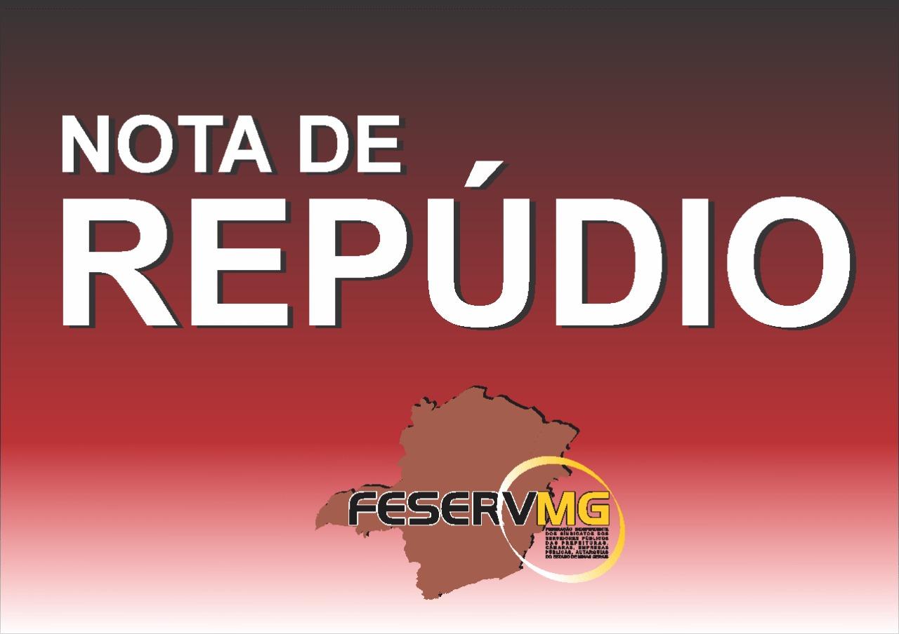 NOTA CONJUNTA NCST/CSPB/FESERV-MG REPÚDIO À DECLARAÇÃO DO MINISTRO GUEDES