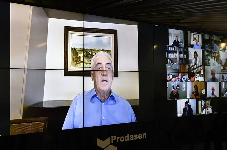 Senado aprova indenização a profissionais da saúde incapacitados pela covid-19